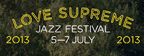 Love Supreme Jazz Festival 2013 photographs...