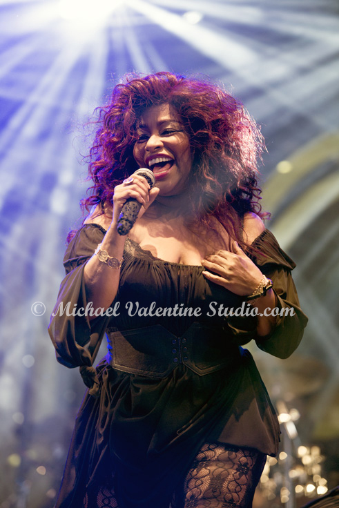 Chaka Khan @ the Love Supreme jazz Festival 2015...