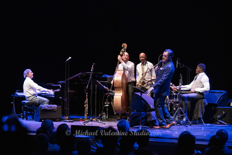 Branford Marsalis Quartet with special guest Kurt Elling @ the Barbican Centre.