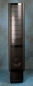 Martin Logan Scenario electrostatic hybrid speakers