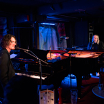 Rick Wakeman and Adam Wakeman @ the PizzaExpress Jazz Club